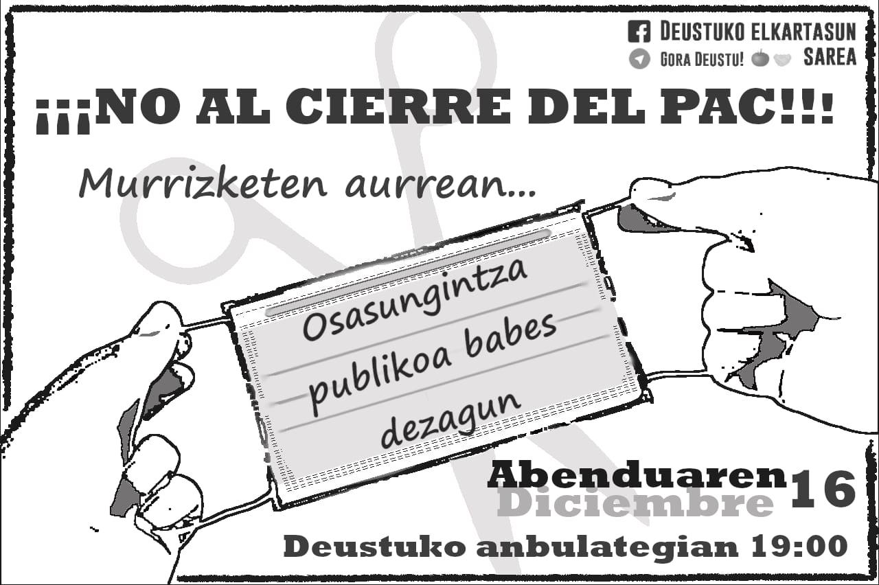Cierre PAC