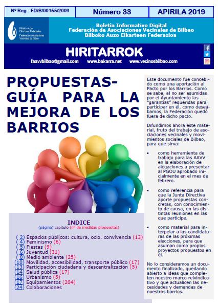 Hiritarrok 33